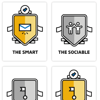 i-ConnDrive digital services: Gamification
