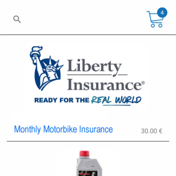 i-ConnRide digital services: E-Commerce